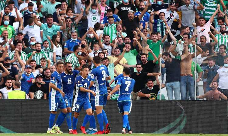Europa League: rimonte Bayer e Betis, West Ham ok, pari Marsiglia. PSV-Real Sociedad 2-2, vincono Monaco e Lione