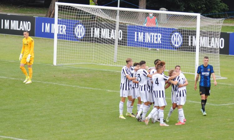 La Juve Primavera si riscatta 'alla Allegri': 2-0 a un'Inter brutta e senza idee