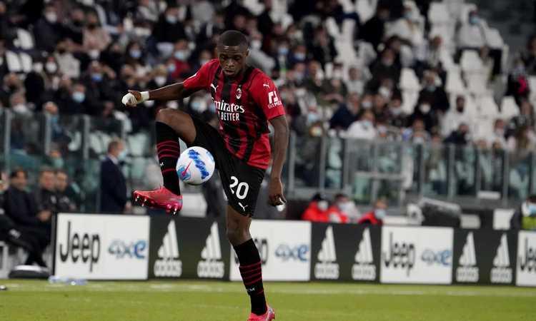 Il Milan riscopre Kalulu: brilla a Torino e convince Pioli, altra chance con il Venezia