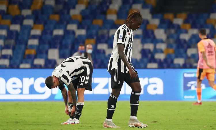 Juve, 7-0 al Chieri: senza Dybala e Morata, segnano Kean e Kulusevski