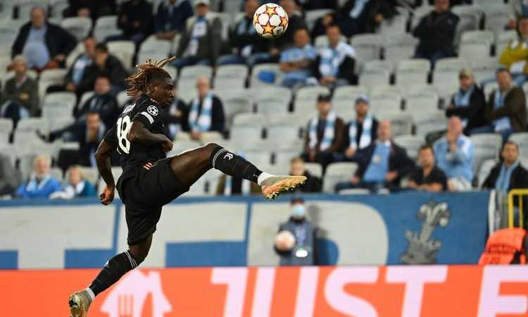 Kean: 'Tornare alla Juve scelta giusta, non mi pesa il dopo Ronaldo' VIDEO