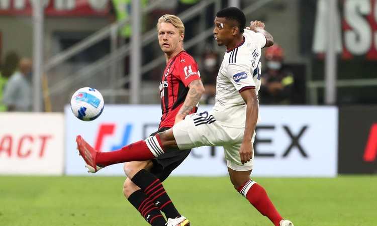 Milan, Kjaer è un gigante anche contro il Liverpool: arrivata la comunicazione sul futuro