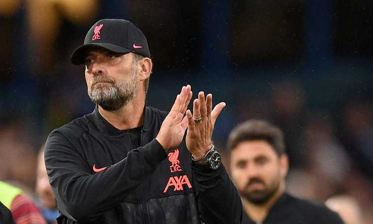 Liverpool, Klopp: 'Milan in quarta fascia? Divertente...' VIDEO