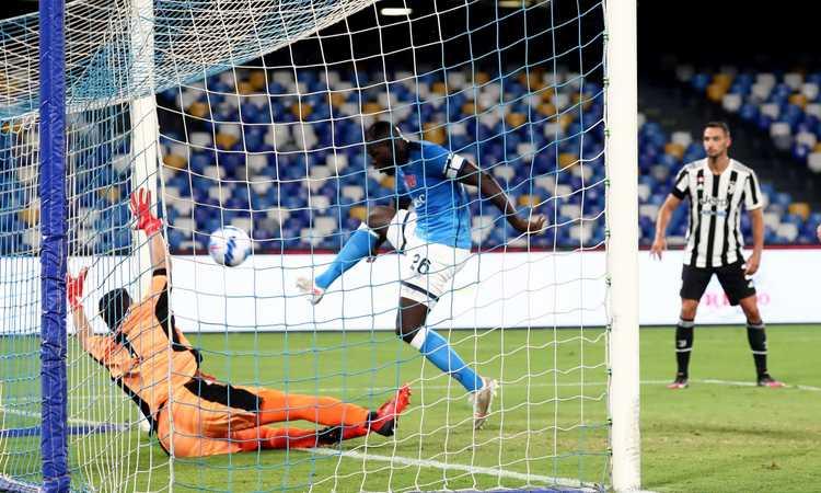 Dazn: 'Disservizi in Napoli-Juve? Colpa di uno 'spike' di accessi al gol di Koulibaly'