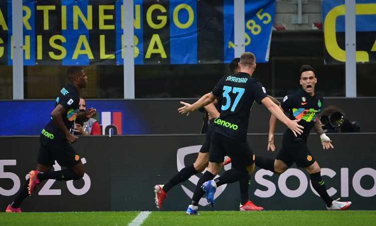Lezione di calcio al disastroso Bologna: l'Inter di Inzaghi da 10 in pagella. O è Conte?