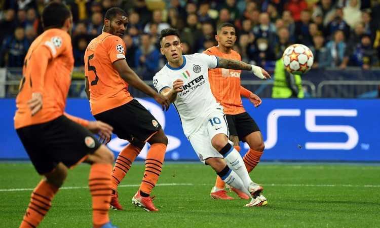 L'Inter non passa a Kiev: altro 0-0 con lo Shakhtar