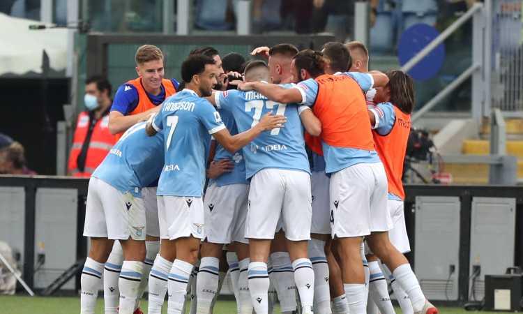 Lazio, le pagelle di CM: Felipe Anderson inarrestabile, Immobile trascinatore e Sarri sorride