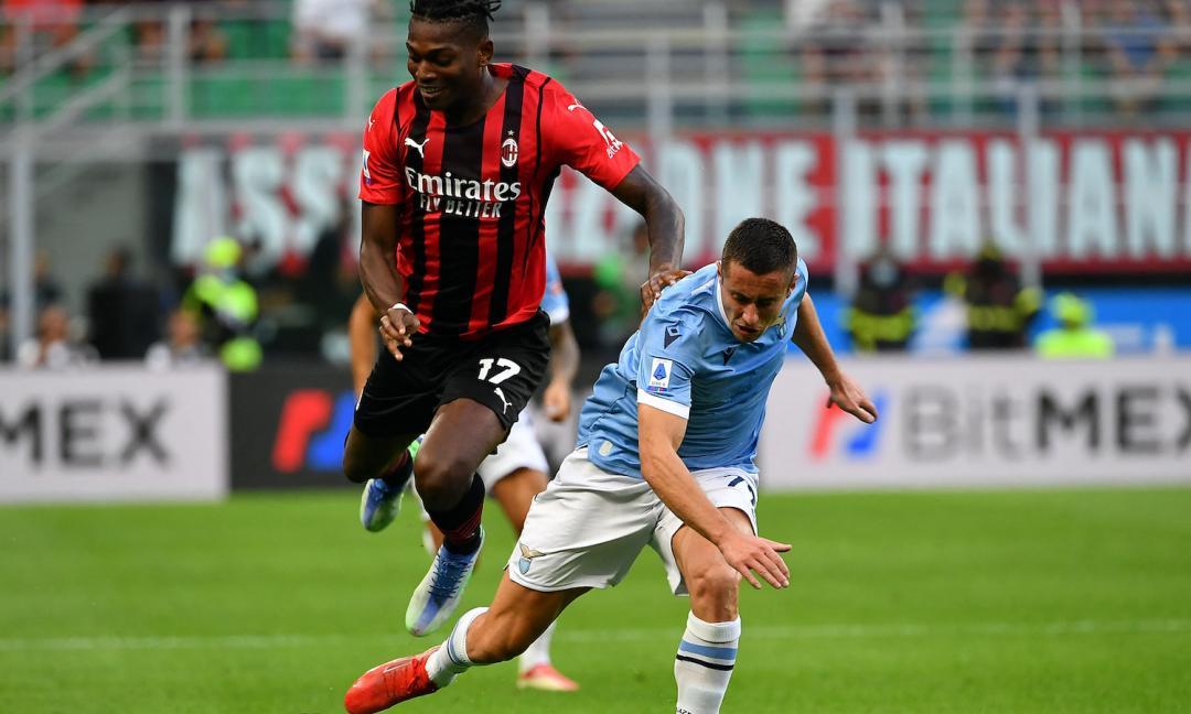 Milan bello e corto nel primo tempo + Lazio spuntata = 2-0 meritato