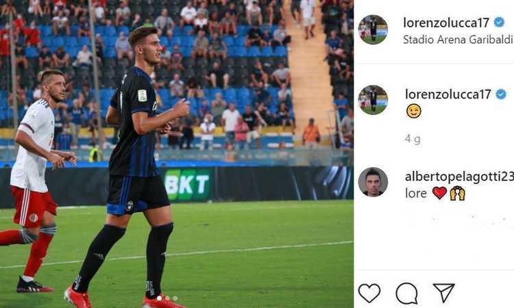 Serie B: Lucca gol, il Pisa fa 1-1 a Parma e resta 1°. Cremonese 1-0, Spal ko.  Pari fra Alessandria e Perugia