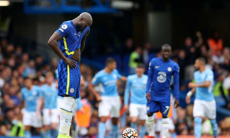 Gabriel Jesus decide Chelsea-Manchester City: 0-1 e aggancio in classifica