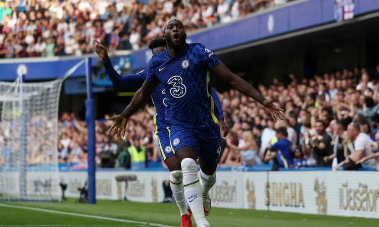 Premier: crollo Tottenham col Crystal Palace. Arsenal e City ok, United 1°. Il Chelsea vola con doppio Lukaku!