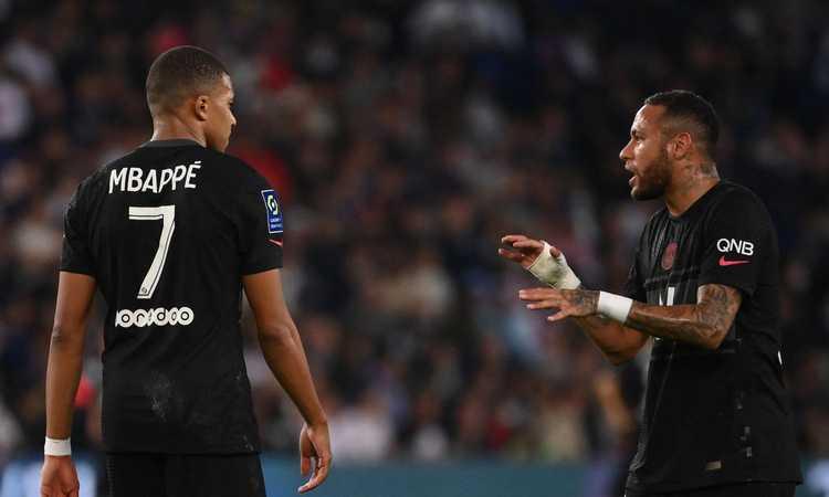 Non solo Donnarumma è scontento al PSG. Mbappè contro Neymar: 'Quel clochard...' e l'addio si avvicina