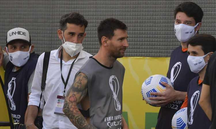 Qual. mondiali: Brasile e Argentina cercano l'allungo decisivo, in quota Colombia avanti contro l'Ecuador