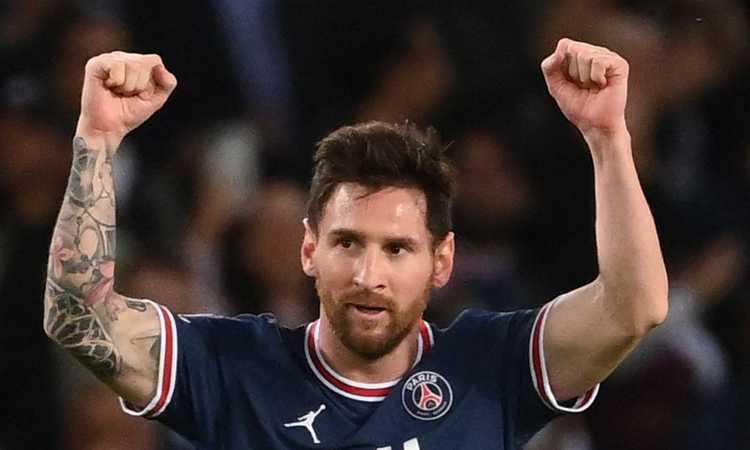 Prima Gueye, poi il primo gol di Messi col Psg: City ko, Pochettino vince 2-0