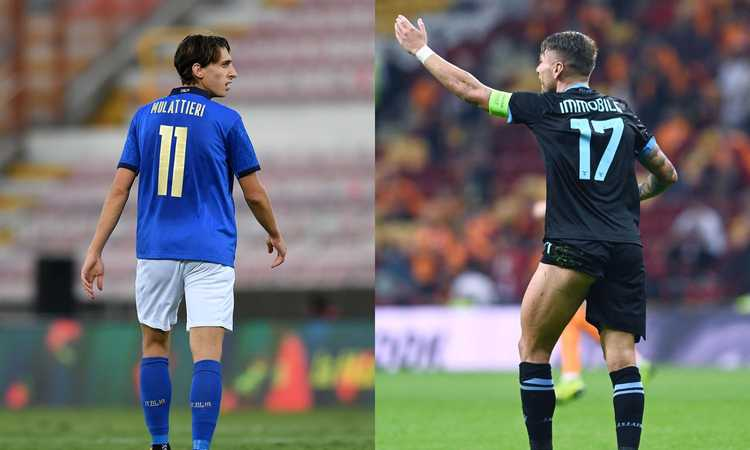 Inter, il bomber del futuro è già in casa: Mulattieri l'italiano che segna di più nel 2021, meglio di Immobile. E Lucca...