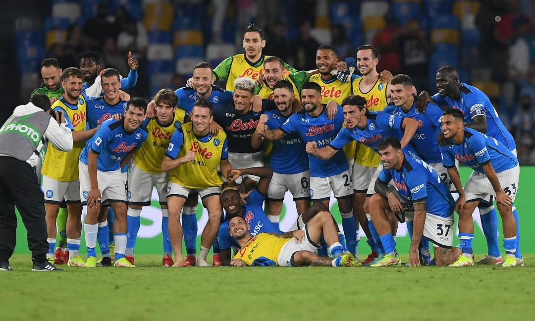 6° giornata: confermata la forza del Napoli, bene il Milan, emozioni all'Olimpico...