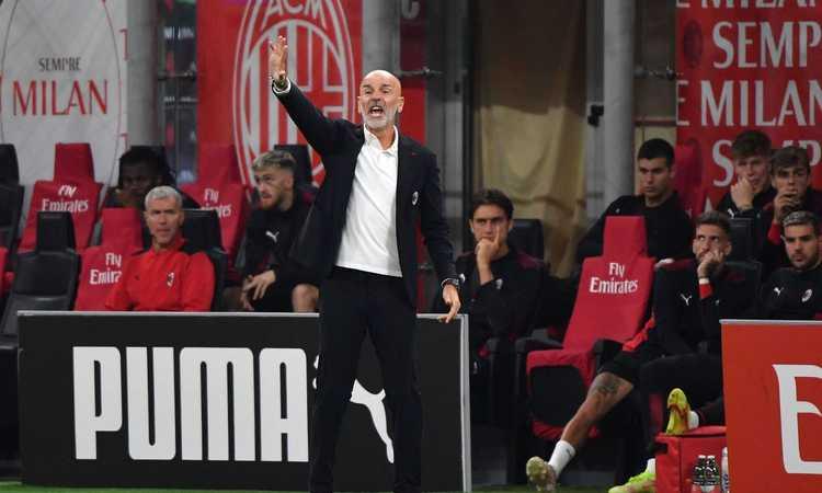 Milanmania: ma Pioli non doveva finire al secondo anno? Del resto anche Ancelotti era un 'perdente'...