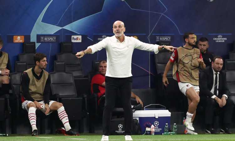 Milan, furia Pioli: 'Penalizzati da Cakir. Non solo il rosso e il rigore, a metà e metà sempre dall'altra parte' VIDEO