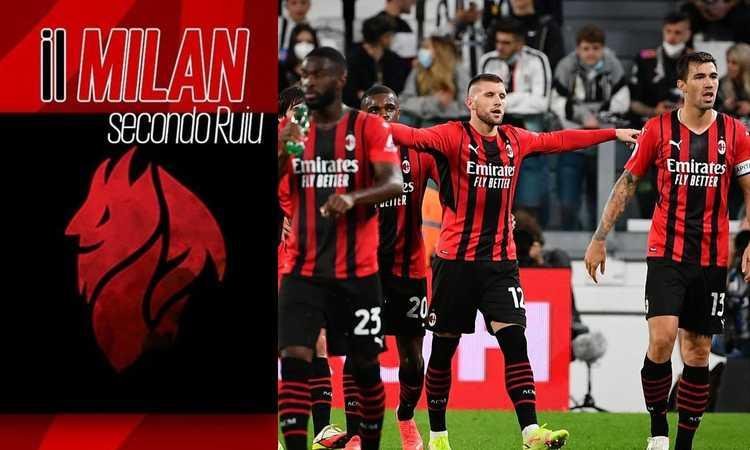 Ruiu: 'Milan meno dotato della Juve, ma la testa è di un'altra categoria. La mentalità è da scudetto'