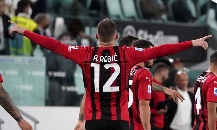 Rebic da urlo, il Milan non teme la coperta corta contro il Venezia