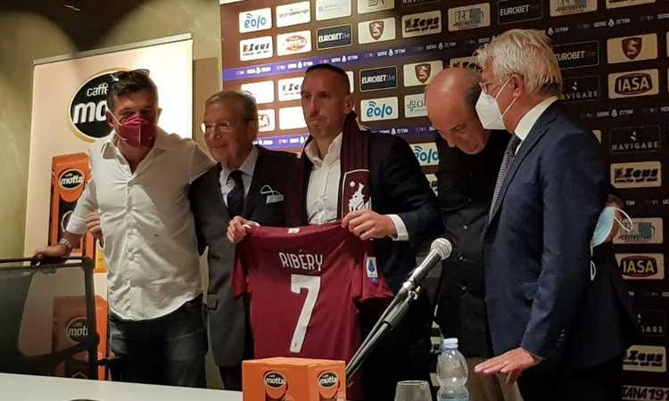 Ribery a Salerno, Cassano sbaglia: è una grande illusione, ma anche la maturità del campione