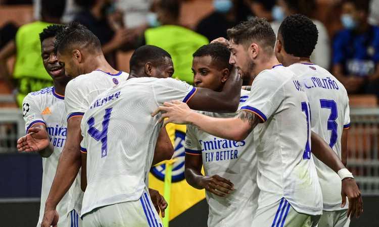 L'Inter spreca e si spegne troppo presto: il Real punisce Inzaghi e passa 1-0 a San Siro