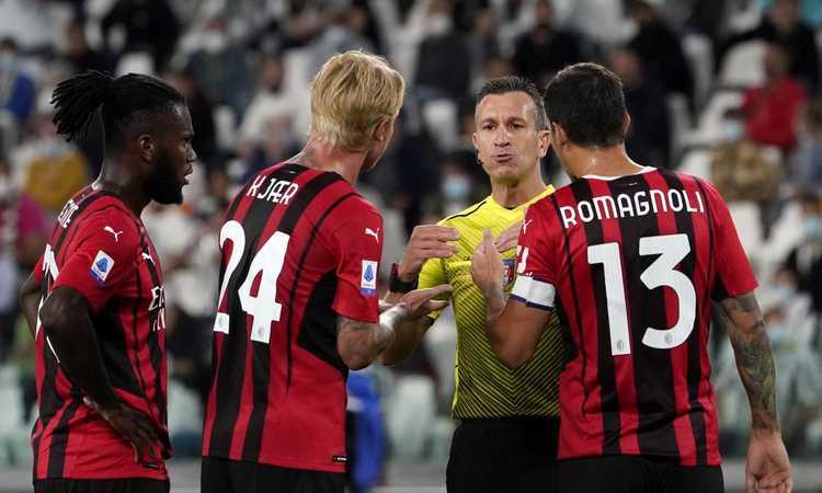 Juve-Milan, rivivi la MOVIOLA: Bonucci chiede un rigore, Bentancur rischia il giallo. Scintille Dybala-Tonali, ammoniti