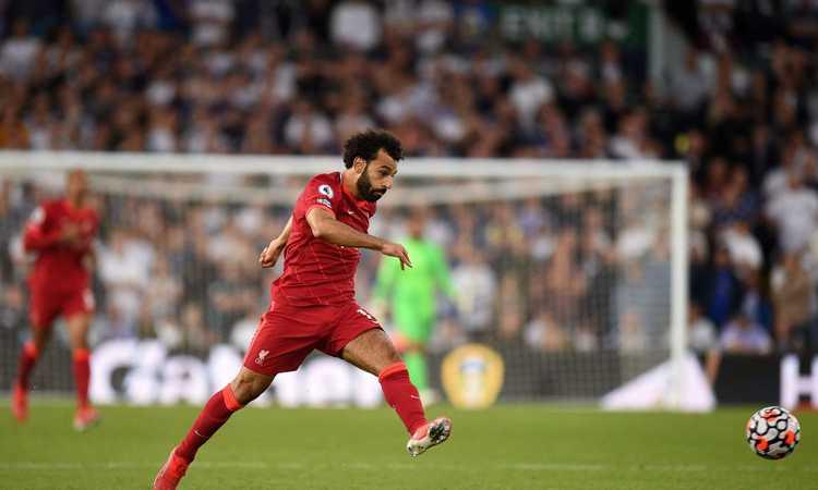 Aspettando il Milan il Liverpool stende il Leeds: è 0-3 a Elland Road, ma che brutto infortunio per Elliott
