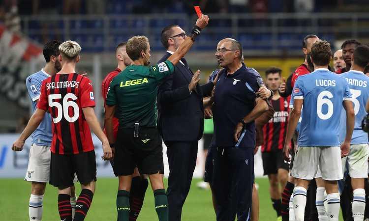 Europa League, ecco l'arbitro di Galatasaray-Lazio