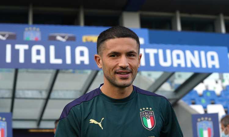 Sensi e il forfeit con l'Italia: 'Non è nulla, a domenica'. Sarà titolare nell'Inter, ma rischia di essere punito da Mancini