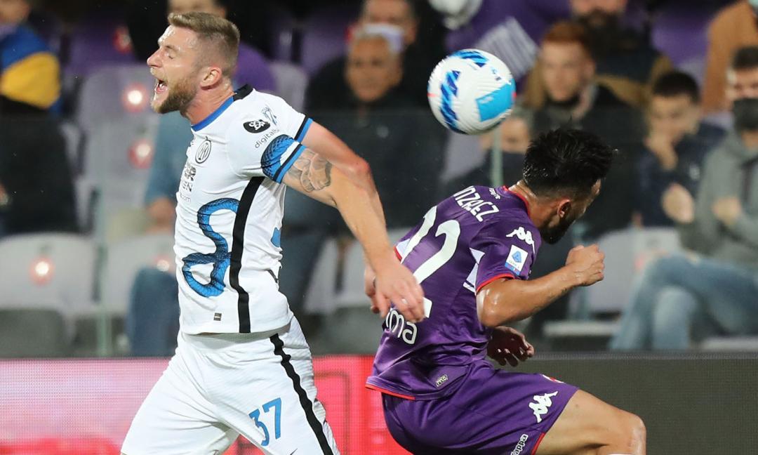 Analisi tattica di Fiorentina - Inter