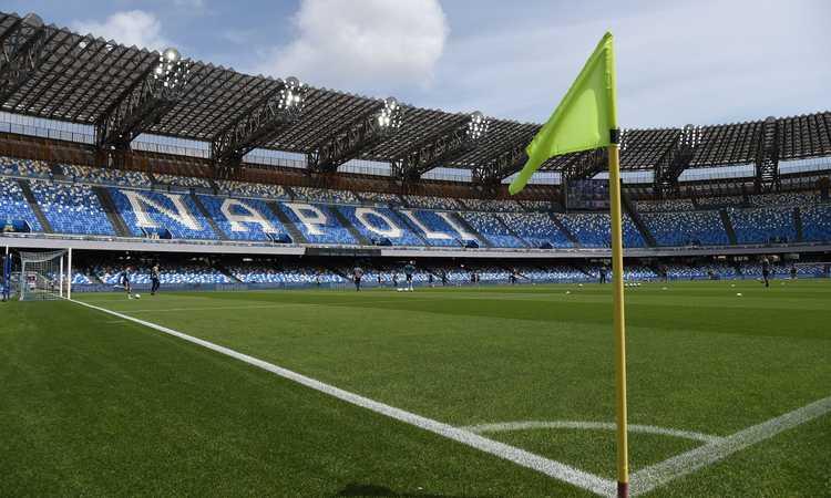 Napoli, verso il 'tutto esaurito' per la Juve: si temono incidenti per la calca, stadio aperto alle 14 e aumento steward