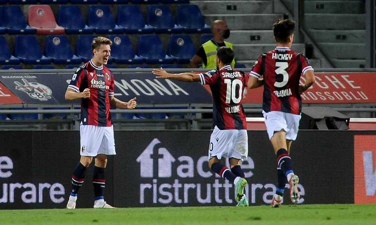 Svanberg: 'Arnautovic è l'Ibra del Bologna, le voci di mercato sull'Inter...'