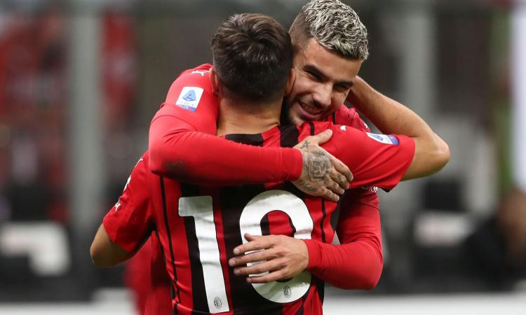 Il Milan soffre, poi cambia passo nella ripresa: Brahim Diaz e Theo Hernandez piegano il Venezia