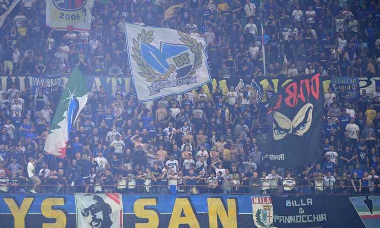 Scontri prima di Fiorentina-Inter: denunciati 18 tifosi nerazzurri