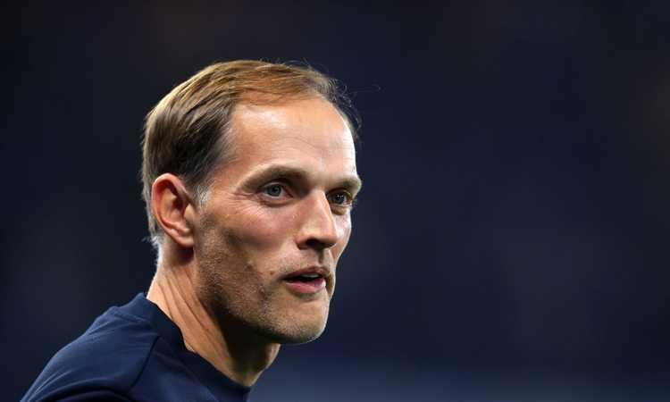 Chelsea, Tuchel: 'Out Kanté e altri tre. Ronaldo? La Juve ha perso un campione, ma può vincere anche senza di lui'