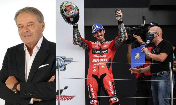 Turrini a CM: 'Bagnaia, l'estate azzurra non finisce mai: Ducati unica rossa che vince, ma Valentino non ha eredi'
