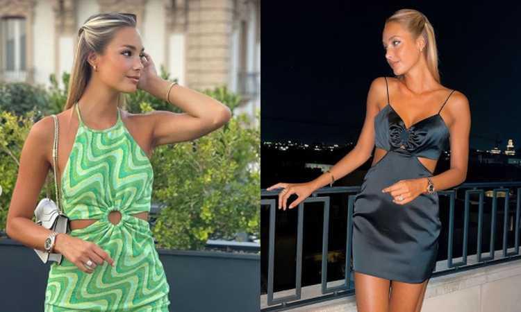 Viky Varga è ipnotica: 'Adoro scegliere la mia lingerie al mattino, mi sento inarrestabile' FOTO