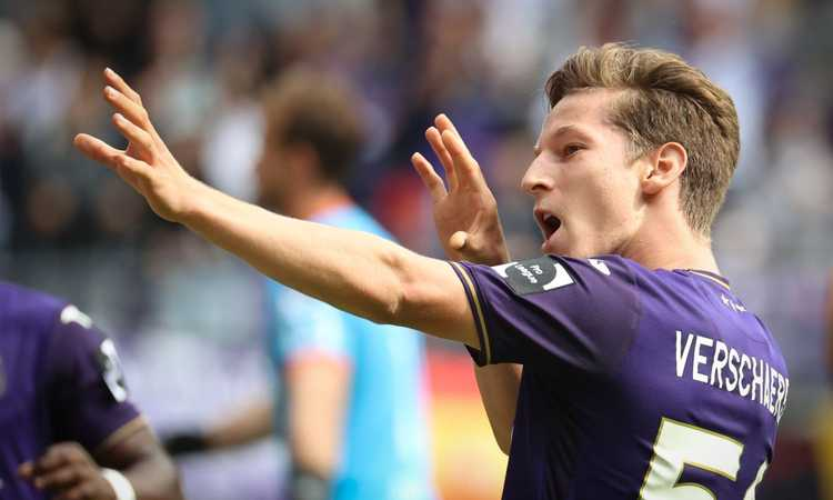 Milan, nuova missione alla Saelemaekers: piace Verschaeren dell'Anderlecht
