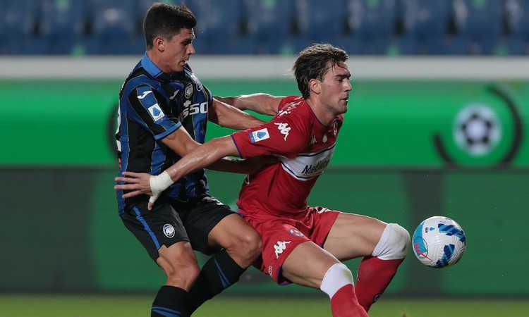 La Fiorentina è già squadra, l'Atalanta è in ritardo: Vlahovic alla Haaland, preoccupa l'attacco di Gasperini