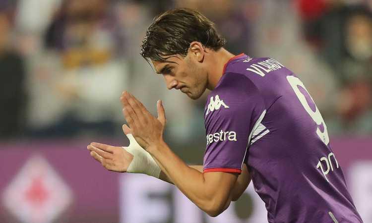 Fiorentina, la verità sul rinnovo di Vlahovic: le cifre offerte da Commisso e un'attesa che crea tensione