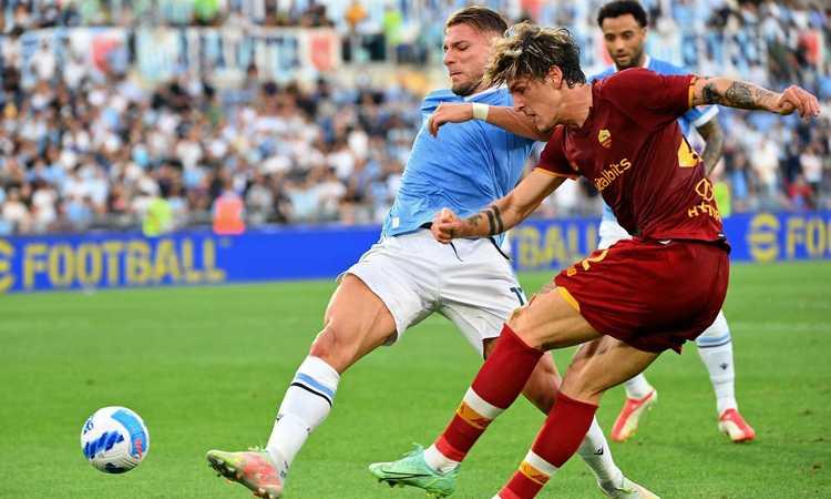 Zaniolo, il gestaccio ai tifosi della Lazio segnalato al Giudice Sportivo. Ecco cosa rischia