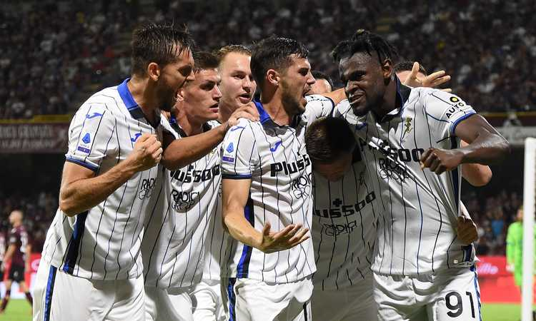 La Salernitana gioca, l'Atalanta vince: Zapata ancora decisivo, Castori resta a 0. LA CLASSIFICA