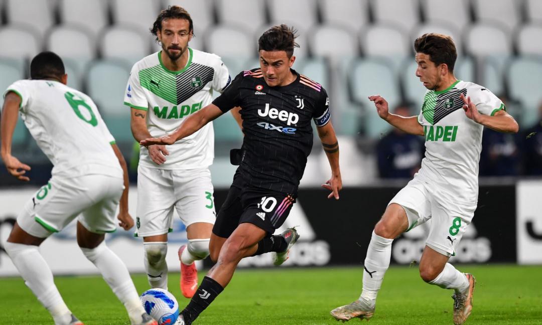 Juventus-Sassuolo: fantasmi dal passato...