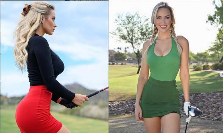 Paige, la golfista più bella del mondo fa buca da 135 metri in un colpo! FOTO E VIDEO