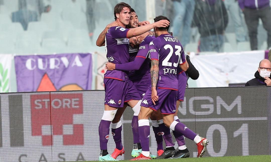 È tornata la VERA Fiorentina! Spettacolo vero