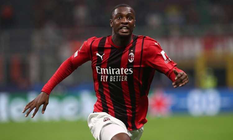 Milan, Theo Hernandez out almeno 10 giorni: occasione per Ballo-Touré, più indietro Calabria e Kalulu