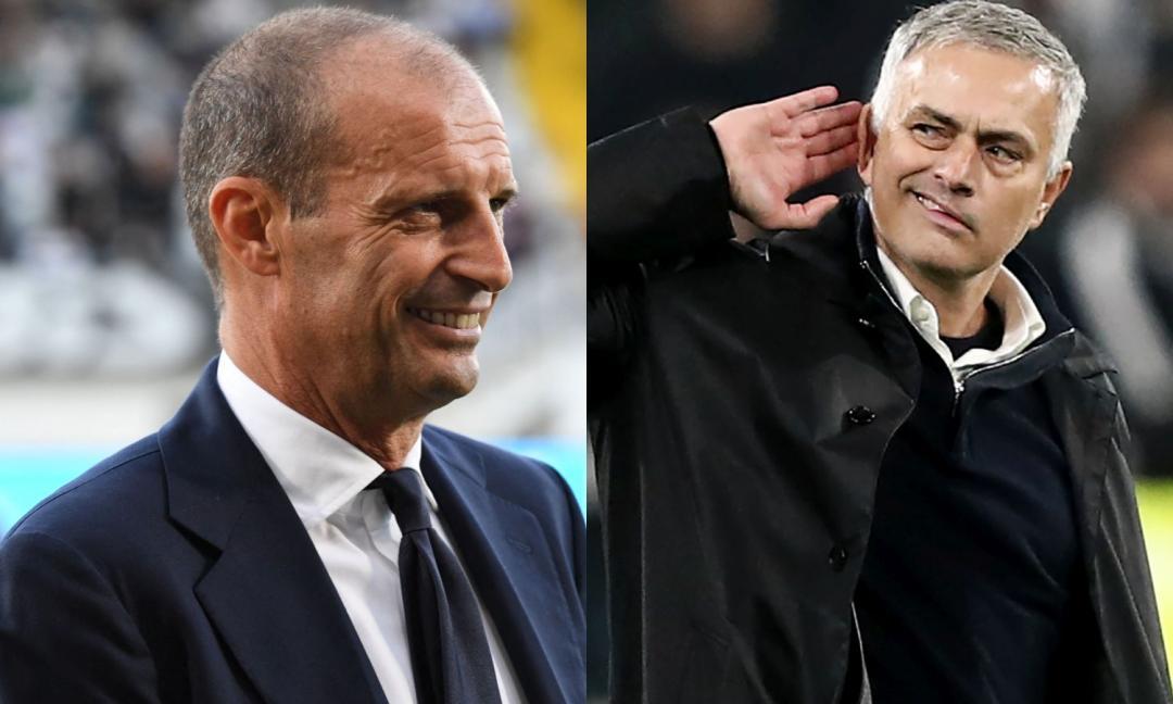 Juve vs Roma-Mourinho: i soliti pianti?