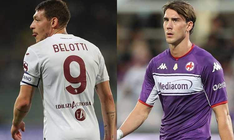 Fiorentina, Belotti il primo della lista per gennaio. Ma attenzione a Jovic e Mayoral