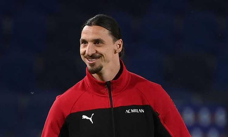 Milan, Ibrahimovic torna ad allenarsi in gruppo: le ultime su Krunic e Bakayoko